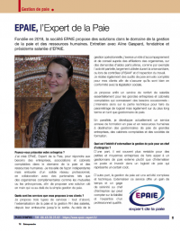 Article-EPAIE-Magazine-Entreprendre-Oct-2020